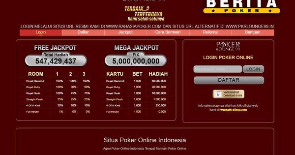 Judi Casino 24 Jam Poker Lounge99